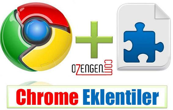 Chrome Sekme Eklentileri