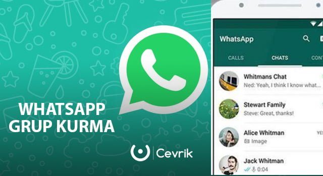 WhatsApp Grup Kurma 2020